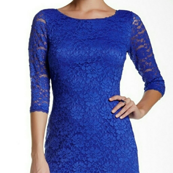 Laundry By Shelli Segal Dresses & Skirts - NWT Laundry Blue Cocktail Dress